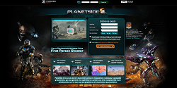 planetside 2 fps free to play
